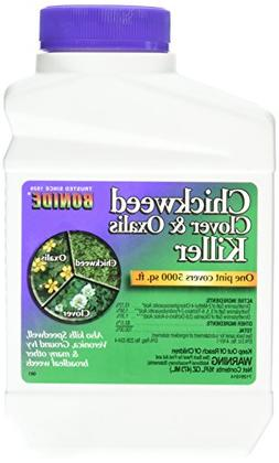 Bonide Products 061 Chickweed Clover Oxalis Killer Concentra