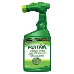 Natria 100532522 Bayer Lawn Weed & Disease Ready to Spray, 2