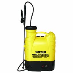 Hudson 13854 Never Pump Bak-Pak 4 Gallon Battery Operated Sp