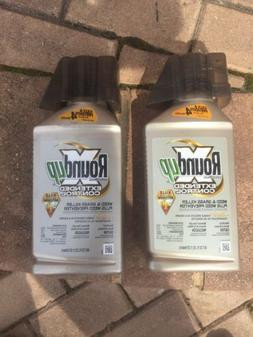 2 Roundup Weed Grass Killer Concentrate Extended Control 32o