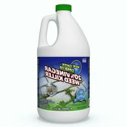 GREEN GOBBLER 20% VINEGAR WEED KILLER | ALL NATURAL GLYPHOSA