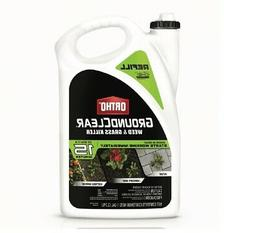 Ortho 4613504 GroundClear Weed and Grass Killer Refill, 1 Ga