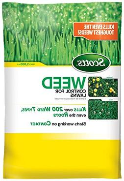 Scotts Lawns 49801C Weed Control for Lawns - Quantity 1