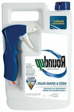 Roundup 5003240 Weed and Grass Killer III Ready-to-Use Trigg