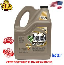 Roundup 5708010 Extended Control Weed and Grass Killer Plus,