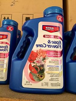 Bayer Advanced 701110 All in One Rose and Flower Care Granul