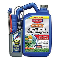 Bayer Advanced 704138A Lawn Weed & Crabgrass Killer Spray, 1