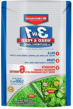 Bioadvanced 704840B Feed 3-In-1 Weed Killer Fertilizer For S