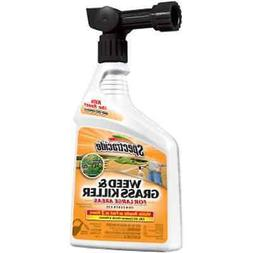 Spectracide Weed & Grass Killer Concentrate, Ready-to-Spray,