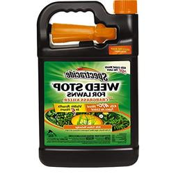 Spectracide 96587 Stop for Lawns Plus Crabgrass Weed Killer,