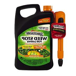 Spectracide 96588 Stop for Lawns Plus Crabgrass Weed Killer,