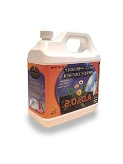A.D.I.O.S. Selective Organic Weed Killer 1,14 gal. With Trig