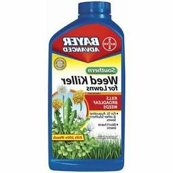 Bayer Advanced 704090A Southern Weed Killer for Lawns Ready-