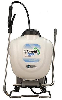 Roundup Pro 4 Gal. Backpack Sprayer 5 Year Warranty 190413