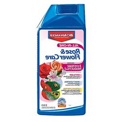 Bayer Advanced 701260 All-In-One Rose and Flower Care Concen