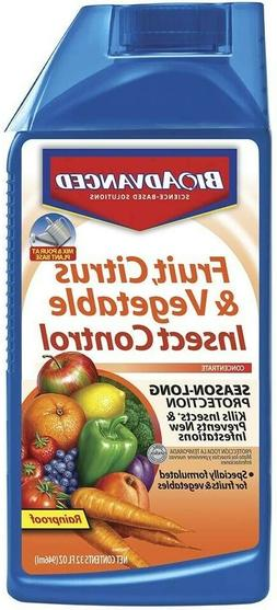 Bayer Advanced 701520 Fruit, Citrus & Vegetable Insect Contr