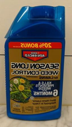 Bayer Advanced 704050 Season Long Weed Control for Lawn Conc