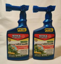 BioAdvanced Southern Weed Killer For Lawns 704090A  - 2 Bott