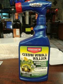 BioAdvanced Southern Weed Killer For Lawns