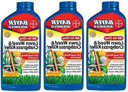bottles Bayer 704140A 32 oz Concentrate All In 1 Lawn Weed