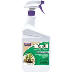 Bonide Burnout Weed And Grass Killer Ready To Use Quart