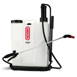 Oregon Commercial Backpack Sprayer 3 Gallon Weed Killer Pest