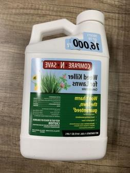 Compare-N-Save Concentrate Weed Killer for Lawns 64 Ounces p