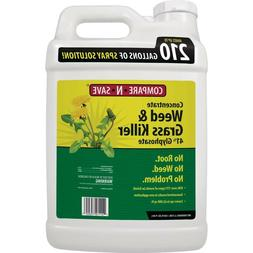Compare-N-Save Grass and Weed Killer 41% Glyphosate Concentr