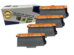 HI-VISION Compatible TN720 Toner Cartridge for Brother DCP-8