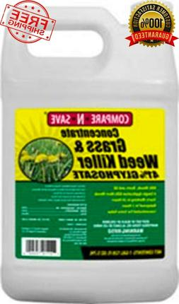 Concentrate Grass and Weed Killer 41-Percent Glyphosate 1 Ga