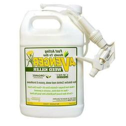 Avenger Organic Weed Killer 1-Gallon Concentrate