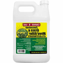 Concentrate Grass and Weed Killer 41-Percent Glyphosate Lawn
