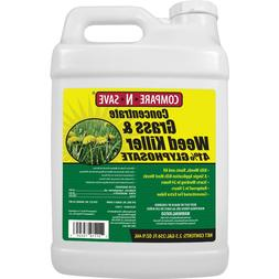 Concentrate Grass and Weed Killer - Size: 320 oz.