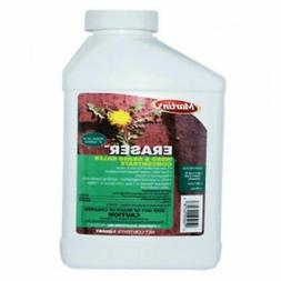 Eraser 41% Weed Grass Killer Control Concentrated Low Odor W