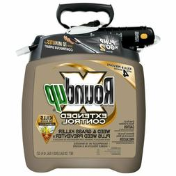 Roundup Extended Control Weed And Grass Killer Plus Weed Pre