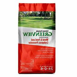 Greenview Fairway Formula Spring Fertilizer Weed and Feed Pl
