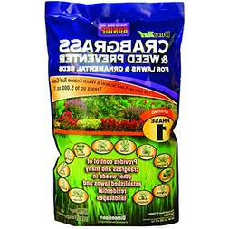 Bonide Fertilizer 60402/60400 Duraturf Crabgrass & Weed Prev