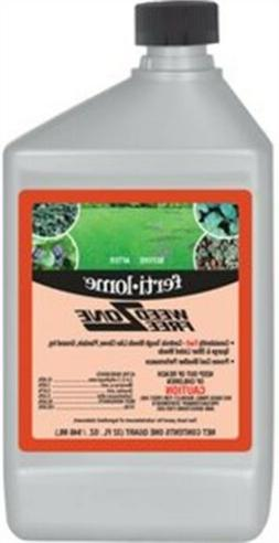 VPG Fertilome 803064 32Oz Weed-Free Zone, quart