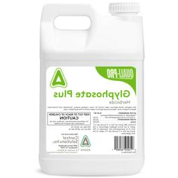 Glyphosate Herbicide 41% Concentrate 2.5 Gals Weed Grass Kil