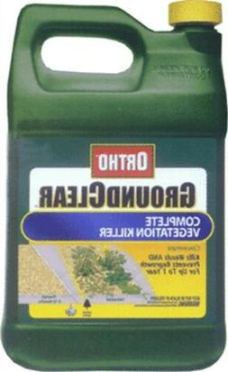 Groundclear Vegetation Killer, No. 430810,  by Scotts Ortho