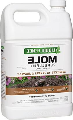 Liquid Fence HG-70167 Mole Repellent Concentrate, 1-Gallon