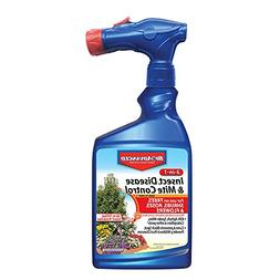 BioAdvanced 701287A Insecticide Fungicide Miticide 3-in-1 In