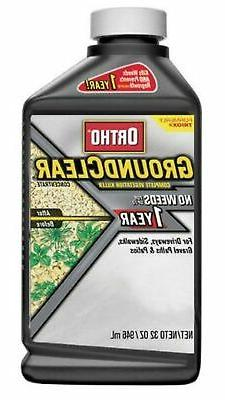 Ortho 0430210 GroundClear Complete Vegetation Killer Concent