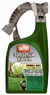 ORTHO 32 OZ READY TO SPRAY NUTSEDGE KILLER FOR LAWNS RAINPR