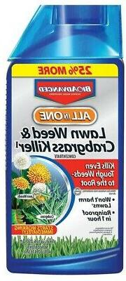 BAYER ADVANCED 32-Fl Oz Concentrate Weed Killer Plus Crabgra