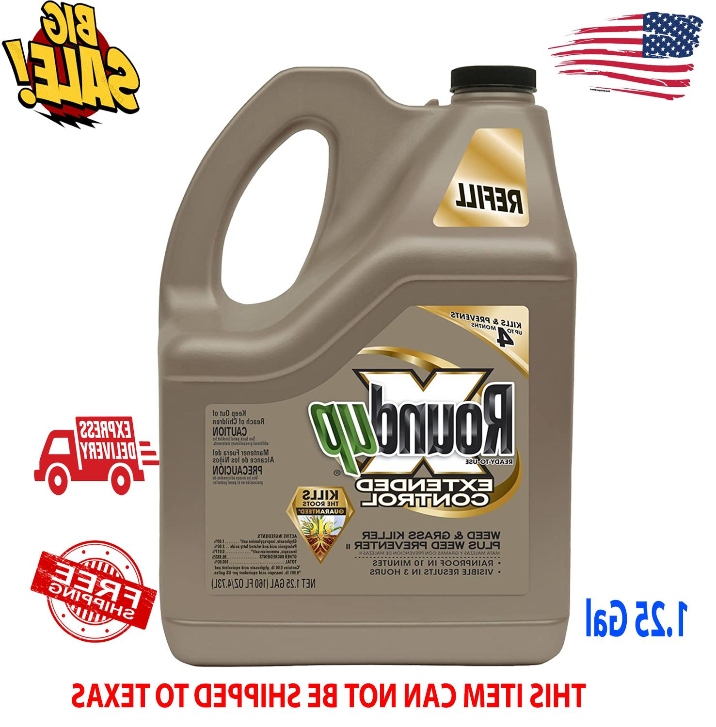 5708010 extended control weed and grass killer