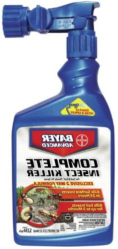 Bayer Advanced 700280 Complete Insect Killer for Soil and Tu