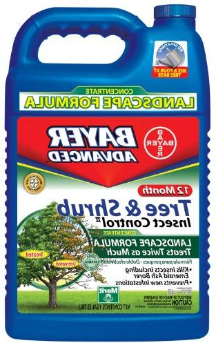 Bayer Advanced 701525 12 Month Tree and Shrub Insect Control
