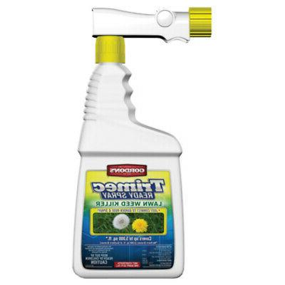 Gordon's 827460 Trimec Ready Spray Lawn Weed Killer, 32 Oz