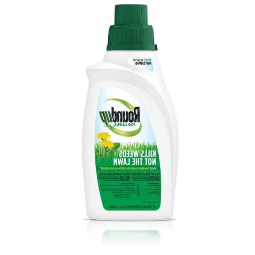 """Roundup For Lawns Concentrate  - 32oz"""""""
